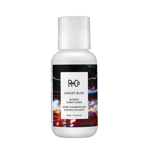 R+CO Sunset Blvd Blonde Conditioner  (Kondicionieris blondiem un pelēkiem matiem)