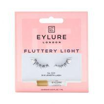 Eylure Fluttery Light 001   (Mākslīgās skropstas)