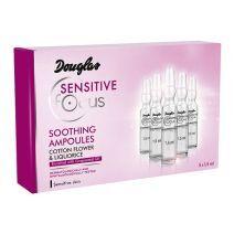 Douglas Focus Perfect Focus Soothing Ampoules  (Sejas ādas nomierinošas ampulas)
