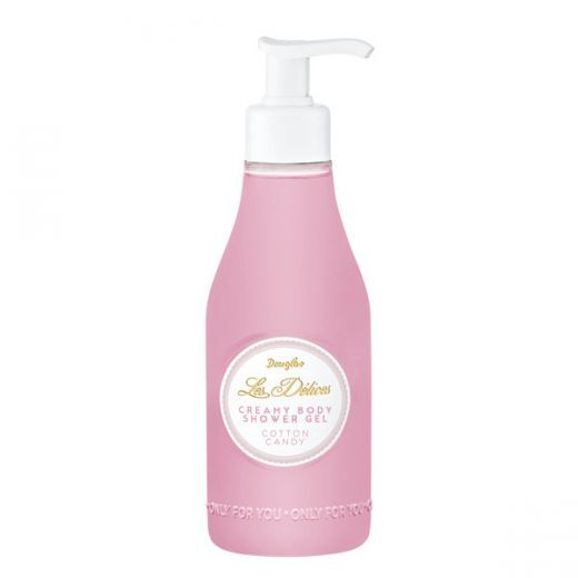 Douglas Les Délices Cotton Candy Creamy Shower Gel 300 ml (Dušas želeja)