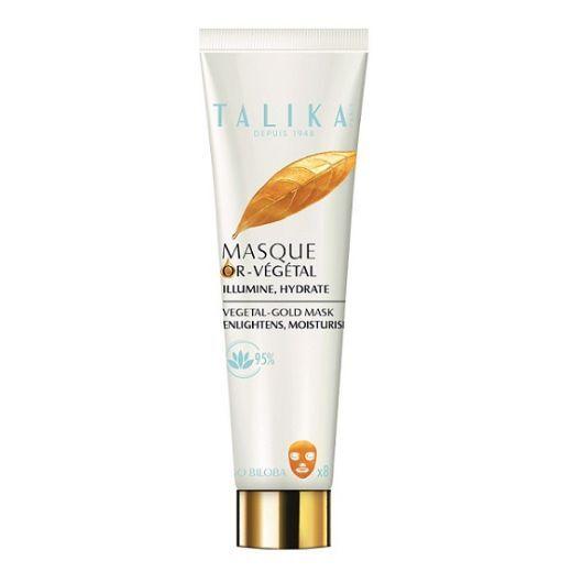 Talika Vegetal Gold Mask  (Izgaismojoša sejas maska)