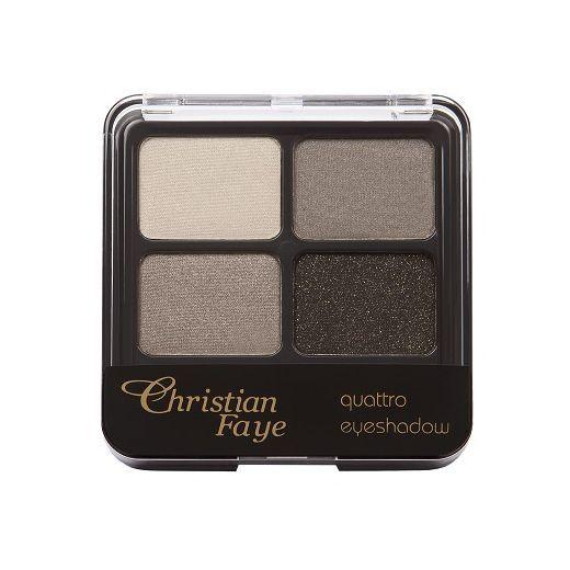 Christian Faye Quattro Eyeshadows  (Acu ēnas)