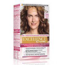 L'Oreal Paris Excellence Hair Color 600 Dark Blond  (Matu krāsa)
