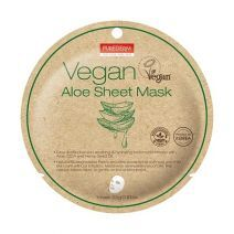 Purederm Vegan Aloe Sheet Mask