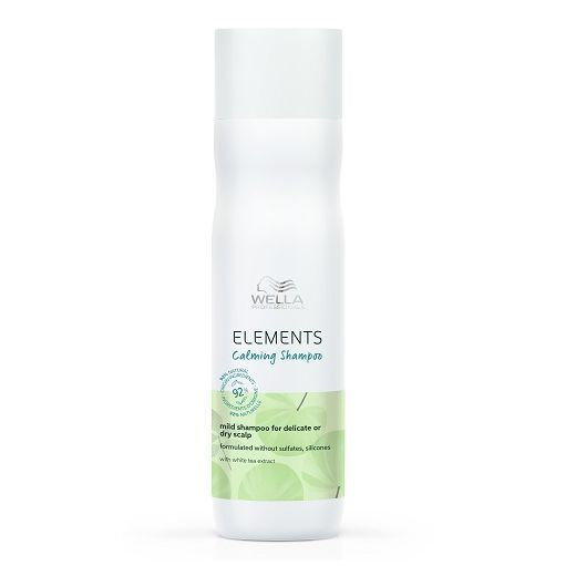 Wella Professionals Elements Calming Shampoo for Dry or Delicate Scalp