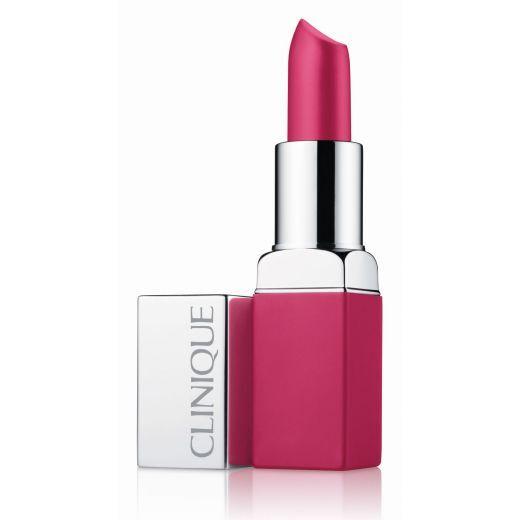 Clinique Pop Matte Lip Colour + Primer (Matēta lūpu krāsa)