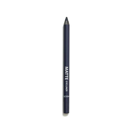 GOSH Matte Eye Liner  (Acu zīmulis)