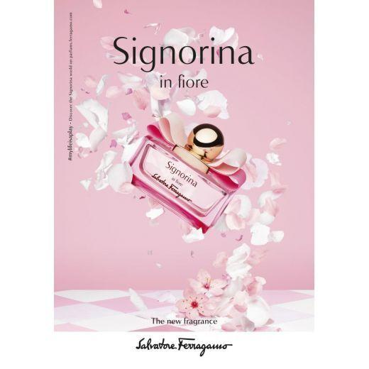 Salvatore Ferragamo Signorina In Fiore  (Tualetes ūdens sievietei)