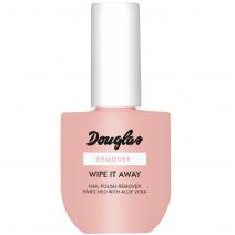 Douglas Nail Care Remover Wipe It Away 10 ml  (Nagu lakas noņēmējs)