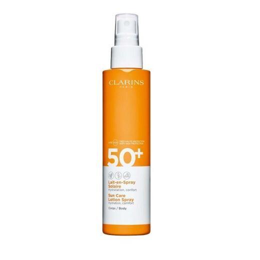 Clarins Sun Care Water Mist SPF 50+  (Izsmidzināms saules aizsarglīdzeklis)