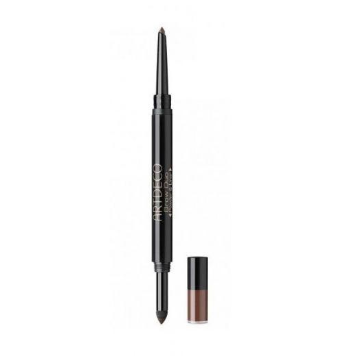 Artdeco Brow Duo Powder & Liner  (Uzacu zīmulis)