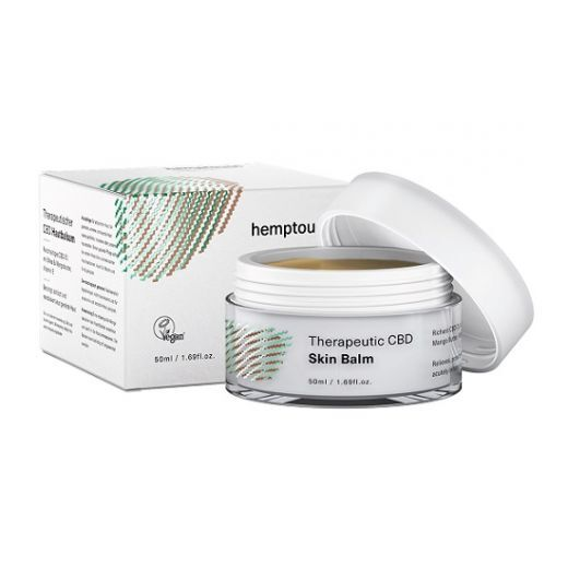 hemptouch Therapeutic CBD Skin Balm   (Terapeitiskais ādas balzāms)