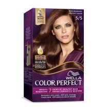 Wella Color Perfect 5/5 Dark Mahogany  (Matu krāsa)