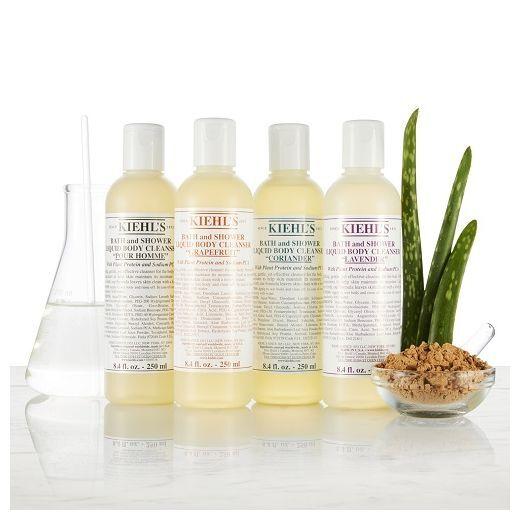 Kiehl's Pour Homme Liquid Body Cleanser  (Dušas želeja vīrietim)