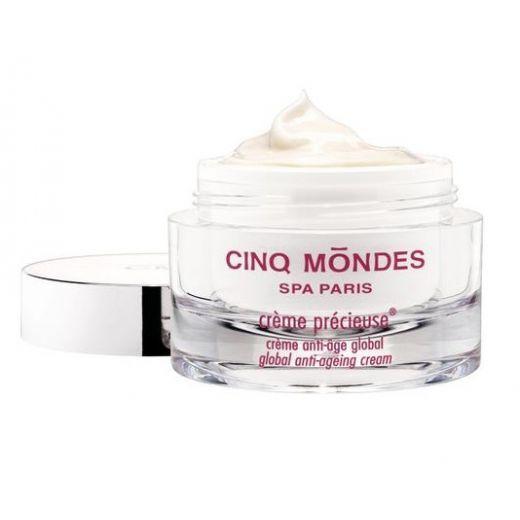 Cinq Mondes Precious  Day Cream   (Pretnovecošanās dienas sejas krēms)