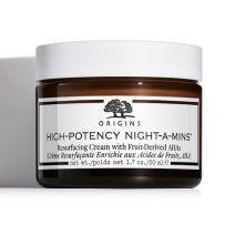 Origins High-Potency Night-A-Mins™ Resurfacing Cream With Fruit-Derived AHA  (Mitrinošs nakts krēms