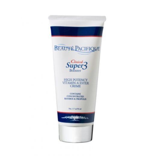 Beauté Pacifique Clinical Super3 Booster  (Īpaši spēcīgas iedarbības A-vitamīnu esteru nakts krēms)