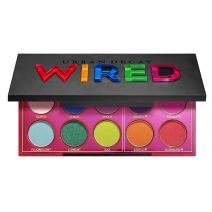 Urban Decay Wired Eyeshadow Palette  (Acu ēnu palete)