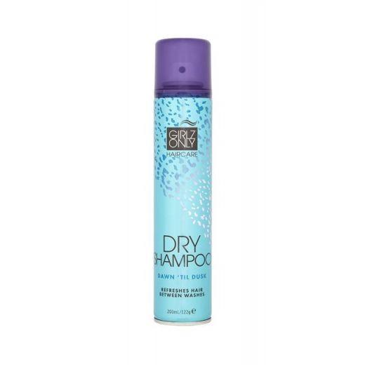 Girlz Only Dry Shampoo Dusk   (Sausais šampūns matiem)