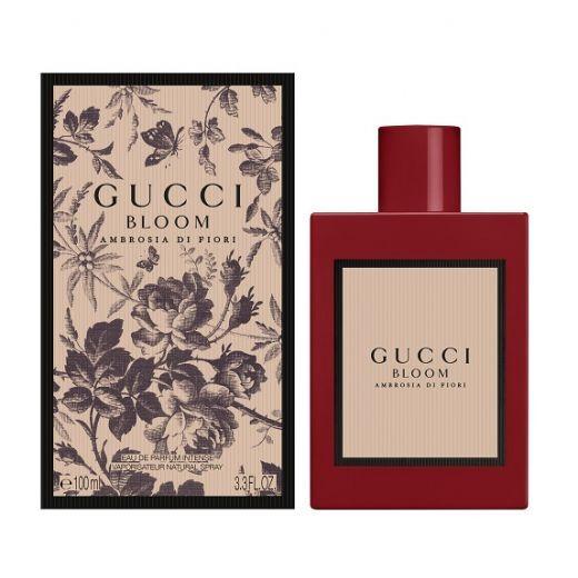 Gucci Bloom Ambrosia di Fiori  (Parfimērijas ūdens sievietei)