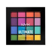 NYX Professional Makeup Ultimate Shadow Palette  (Acu ēnu palete)