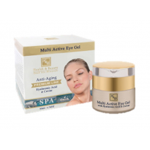 Health and Beauty Multi Active Eye Gel  (Atjaunojošs acu krēms)