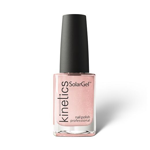 Kinetics SolarGel Professional Nail Polish Pink Twice Nr. 190