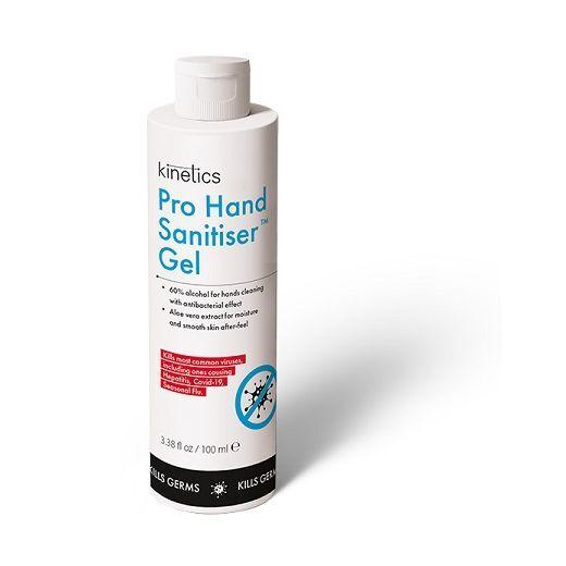 Kinetics Pro Gel Sanitiser  (Roku dezinfekcijas līdzeklis)