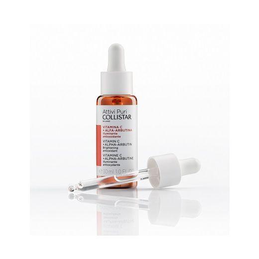 Collistar Vitamin C + Alpha - Arbutin Brightening Antioxidant  (C vitamina pilieni sejai)