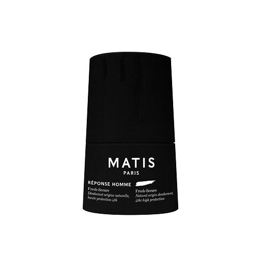 Matis Reponse Homme Fresh - Secure  (Dezodorants rullītis vīriešiem, nesatur alkoholu)