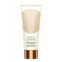 Sensai Silky Bronze Cellular Protective Cream for Body SPF 30  (Sauļošanās aizsargkrēms ķērmenim SPF