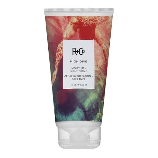 R+CO High Dive Moisture + Shine Crème   (Krēms matu spīdumam)
