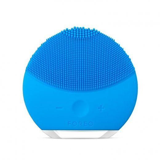 Foreo LUNA™ Mini 2 Aquamarine Blue  (Maiga ādas attīrīšanas ierīce)