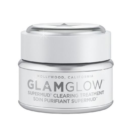 GlamGlow SUPERMUD™ Clearing Treatment 50 g  (Dziļi attīroša sejas maska)