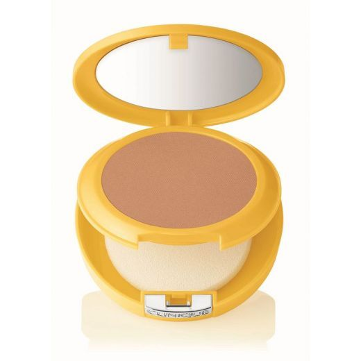 Clinique SPF 30 Mineral Powder Makeup for Face Medium (Minerālais kompaktais pūderis)