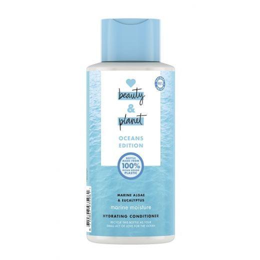 Love Beauty and Planet Ocean Conditioner  (Jūras aļģu un eikalipta kondicionieris matiem)