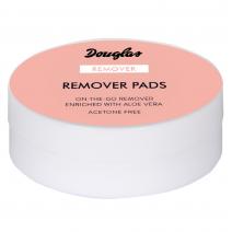 Douglas Nail Care Remover Pads  (Vates plāksnītes nagu lakas noņemšanai)