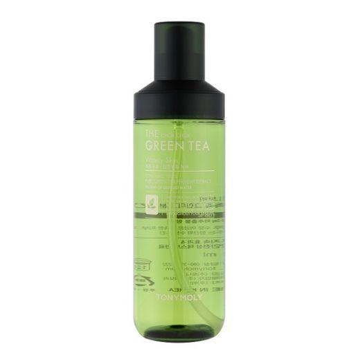TONYMOLY The Chok Chok Green Tea Watery Skin   (Mitrinošs un nomierinošs sejas toniks)
