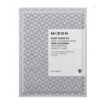 Mizon Dust Clean Up Deep Cleansing Mask  (Dziļi attīroša maska)