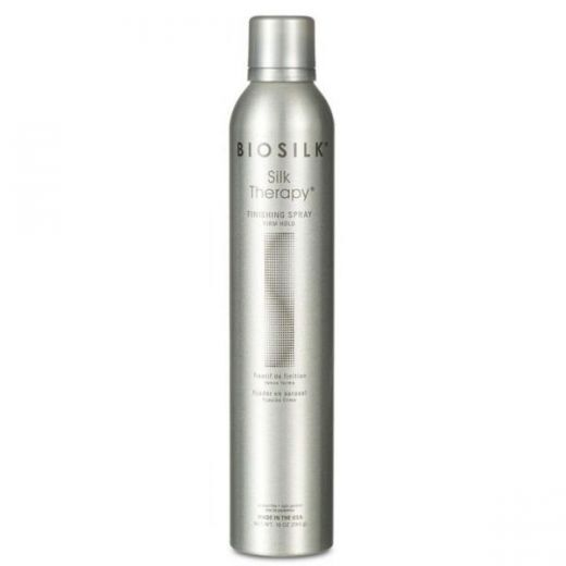 BioSilk Silk Therapy Finishing Spray Firm Hold  (Stipras fiksācijas matu laka)