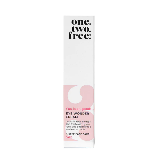 ONE.TWO.FREE! Eye Wonder Cream  (Acu krēms)