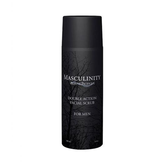 Beauté Pacifique Masculinity Double Action Facial Scrub For Men  (Dubultas iedarbības sejas skrubis)