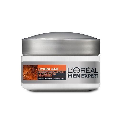 L'Oreal Paris Men Expert Hydra 24H Daily Moisturiser  (Mitrinošs krēms vīrietim)
