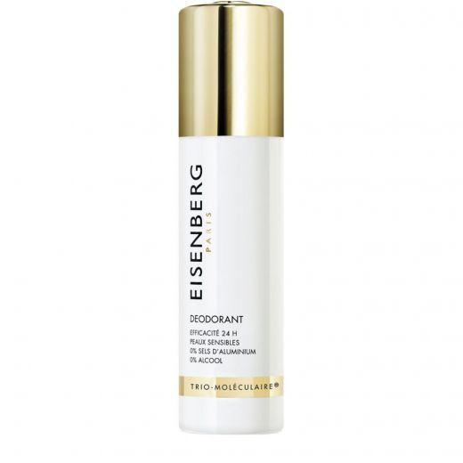 EISENBERG Deodorant pour Femme (Izsmidzināms dezodorants jutīgai ādai)