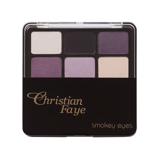 Christian Faye Eyeshadows Smokey Eyes  (Acu ēnas)