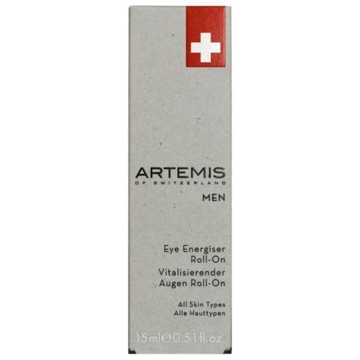 Artemis Men Eye Energiser Roll-On (Rullītis acu ādas enerģijai)