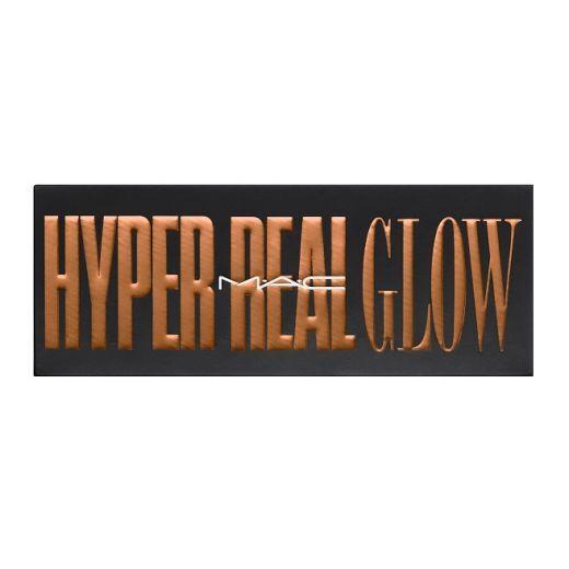 Mac Hyper Real Glow Palette Get It  (Izgaismojoša palete)