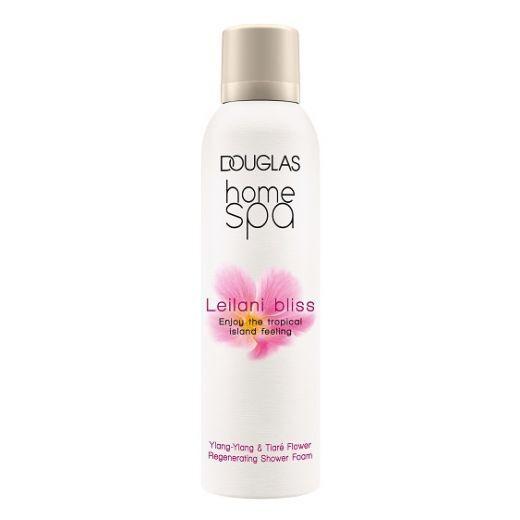 Douglas Home SPA Leilani Bliss Regenerating Shower Foam  (Dušas putas)