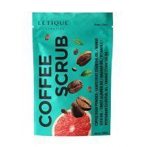 Letique Cosmetics Body Scrub Coffe  (Kafijas un greipfrūta skrubis)