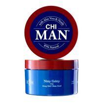 CHI Man Nitty Gritty Hair Clay    (Māls matu veidošanai)